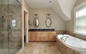 Picture design, style, interior, bathroom