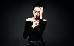 Picture model, tattoo, Ivan Gorokhov, Kate Clapp