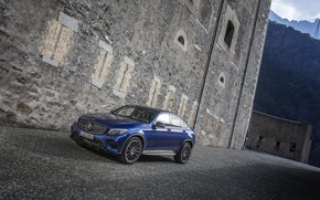 Picture Mercedes-Benz, Mercedes, AMG, Coupe, GLC-Class, C253