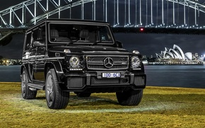 Picture Mercedes-Benz, Mercedes, AMG, AMG, G-Class, W463