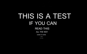 Picture BACKGROUND, BLACK, TEXT, LETTERS, TEST