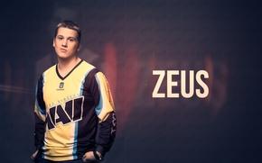 Wallpaper player, Zeus, CS:GO, (Kharkiv), Daniil Teslenko