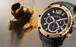 Picture Halo, Jack Pierre, watch fire