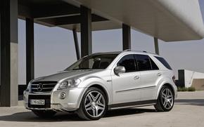 Picture SUV, Mercedes, mercedes-benz ml 63 amg