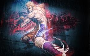 Picture Fighting, Steve Fox, Street Fighet x Tekken