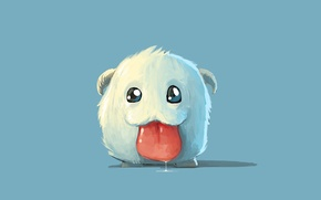 Picture Poro, poro, cutie, League of Legends