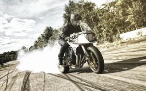 Picture Burnout, Suzuki, moto, bike, Katana, 1982, castom, Icon1000, 82', NewJack