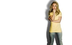 Picture girl, actress, Hayden Panettiere