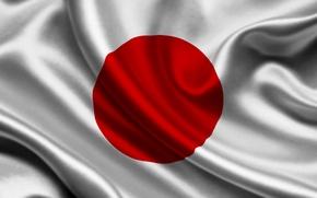Picture Japan, flag, japan