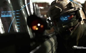 Picture future soldier, ghost recon, squad Ghost