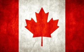 Picture flag, Canada, Canada, flag