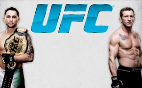 Picture fighters, champion, mma, ufc, fighters, mixed martial arts, gray maynard, frank edgar