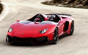 Picture Lamborghini, 2012, Aventador-J