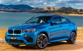 Picture BMW, BMW, F16, AU-spec, 2015, X6 M