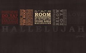 Picture text, music, leonard cohen, song, hallelujah, jeff buckley