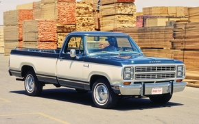 Picture background, Dodge, pickup, Pickup, 1979, Adventurer, Sweptline, D150