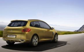 Picture concept, Renault, Clio, Grand Tour