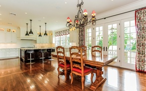 Picture design, style, interior, eating area