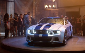 Picture Mustang, Ford, Shelby GT500, Need for Speed, Need for speed