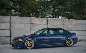 Picture tuning, bmw, BMW, wheels, tuning, power, germany, low, stance, e46