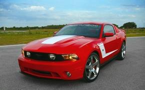 Wallpaper Mustang, Ford