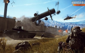 Picture Games, Battlefield, Assault, Second
