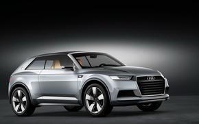 Picture Audi, coupe, Audi Crosslane, Crosslane