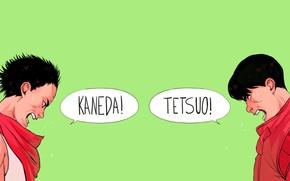 Picture background, dispute, Creek, Akira, Akira, Kaneda, Kaneda, Tetsuo, Tetsuo