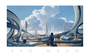 Picture the city, fiction, figure, art, Tomorrowland, parallel world, Future earth