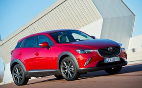 Picture Mazda, Mazda, AU-spec, 2015, CX-3