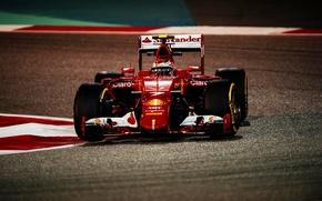 Picture Ferrari, Formula 1, Kimi Raikkonen Also