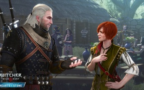 Picture Geralt, DLC, CD Projekt RED, The Witcher 3: Wild Hunt, Geralt, The Witcher 3: Wild …