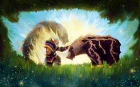 Picture game, dota, dota 2, lone druid