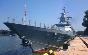 "Picture Navy, Corvette, patrol ship, The Baltic Fleet, ""Smart"""