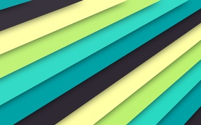 Picture line, blue, texture, green, material