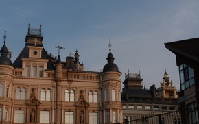 Picture Roof, Architecture, Kazan