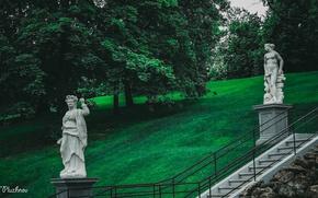 Picture landscape, the city, Russia, Saint Petersburg, SPb