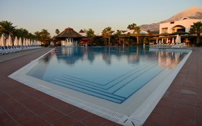 Picture the city, Turkey, Kemer