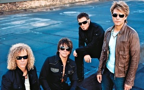 Picture Music, Rock, Bon Jovi, Glam Rock, Bon Jovi