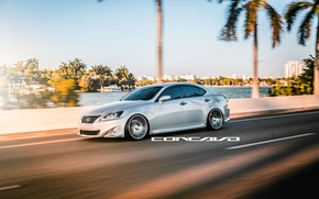 Picture road, machine, auto, Lexus, auto, Wheels, IS250, Concave