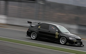 Picture tuning, mitsubishi, cars, lancer, evolution, evo, trek, auto wallpapers, car Wallpaper, Lancer