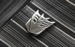 Picture macro, strips, transformers, grey, shirt, transformers, the Decepticons, cufflinks