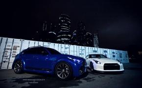 Picture machine, Nissan, photographer, GTR, Infiniti, Nissan, auto, photography, photographer, skyscraper, Alex Bazilev, Alexander Bazylev, Alexander ...