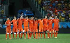 Picture Wesley Sneijder, Robin van Persie, Robin van Persie, Arjen Robben, Arjen Robben, World Cup 2014, …