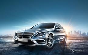 Picture Mercedes-Benz, sedan, Mercedes, Sedan, 2013, S-Class, WV222