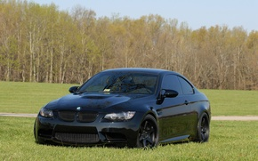 Picture bmw, BMW, black, before, black, coupe, e92
