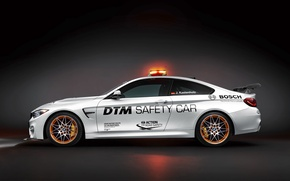 Wallpaper BMW, DTM, GTS, F82, BMW, Safety Car