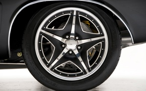Picture 1971, Challenger, Dodge, wheel