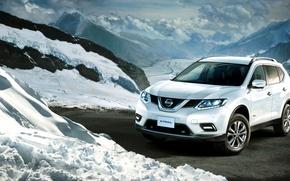 Picture Nissan, Nissan, Hybrid, X-Trail, JP-spec, T32, 2015, x-trail