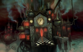 Picture Alice in Wonderland, Alice Madness Returns, American McGee's Alice, Mad hatter, Hatter